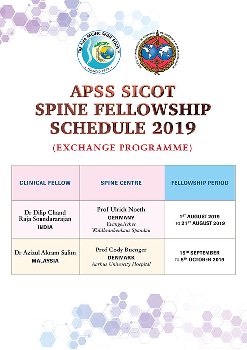 Asia Pacific Spine Society | Spine Section of APOA | Spine Society